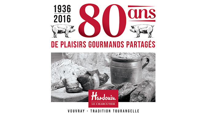 Hardouin Traiteur - 80 ans Hardouin