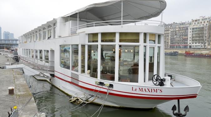 Hardouin Traiteur - SAVEURS ET VINS SUR SEINE DU 16 au 18 novembre    SUR LA PENICHE LE MAXIM'S
