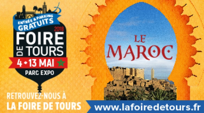 Hardouin Traiteur - La Foire de Tours du 04 au…13 mai 2018!