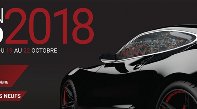 Hardouin Traiteur - Salon de L'Automobile du 19 au 22 octobre 2018