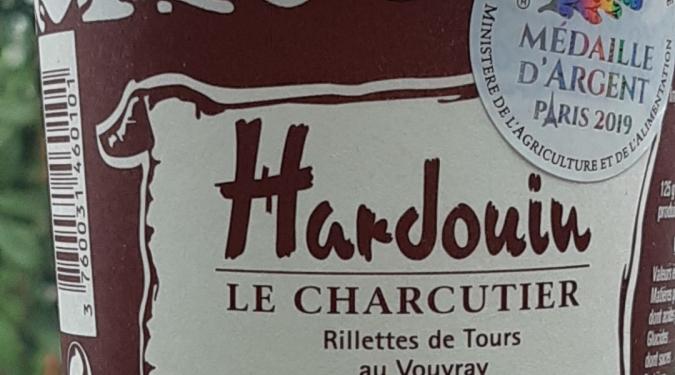 Hardouin Traiteur - De l'argent pour les rillettes de Tours Hardouin