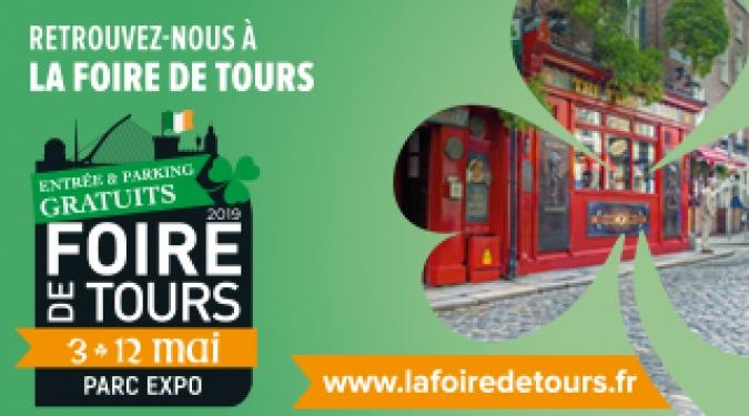 Hardouin Traiteur - La Foire de Tours du 03 au…12 mai 2019!