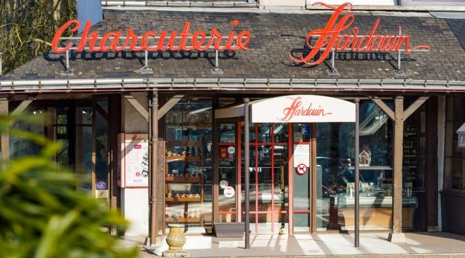 Hardouin Traiteur - Horaires des Boutiques