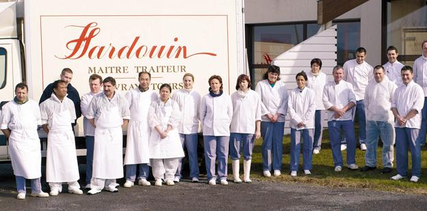 La Maison Hardouin - Équipe
