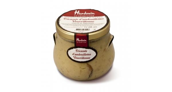 Fricassée D'Andouillettes A La Vouvrillonne 720 g